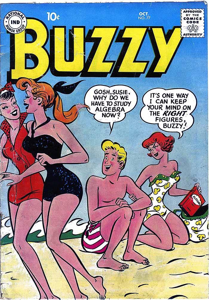Buzzy 77 cover