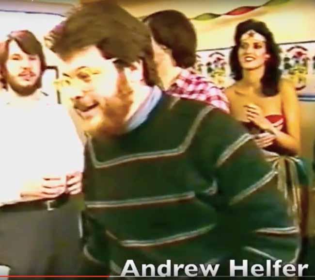 Andrew Helfer