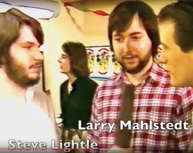 Steve Lightle, Larry Mahlstedt