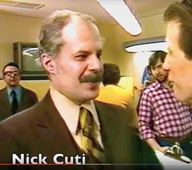 Nick Cuti