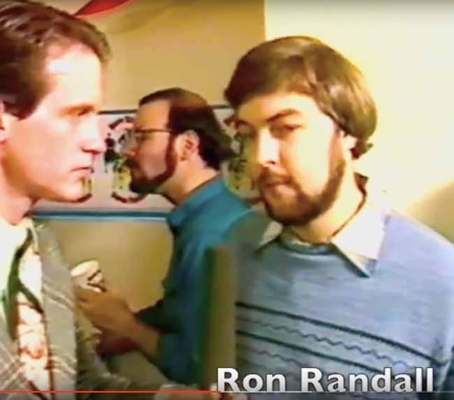 Ron Randall