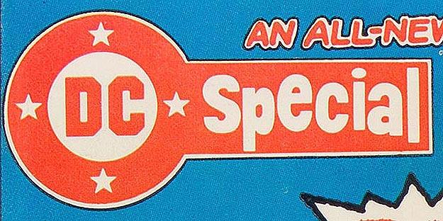 DC Special logo
