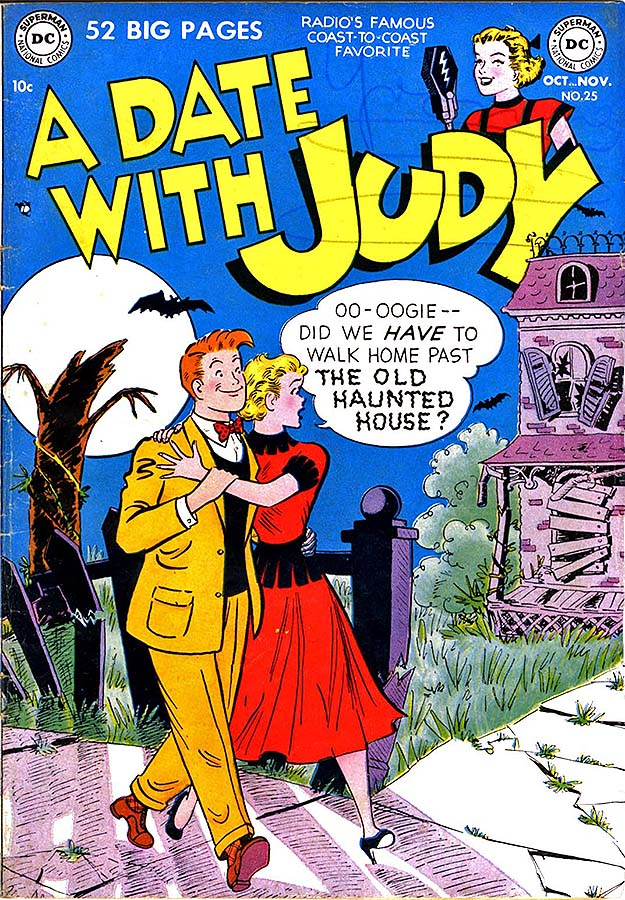 A Date With Judy 25 cover