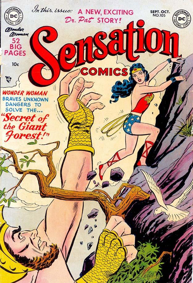 Sensation 105 cover