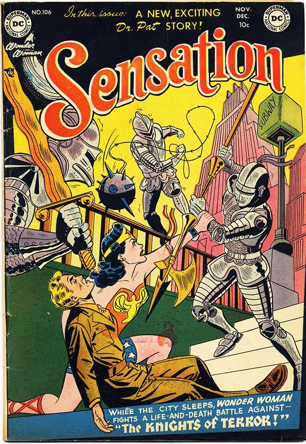Sensation 106 cover