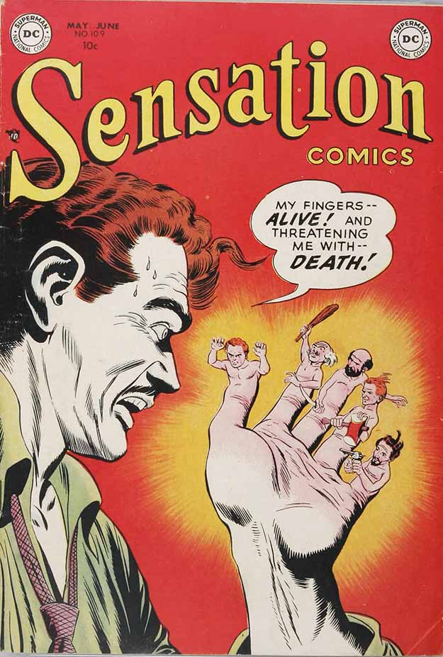 Sensation 109 cover