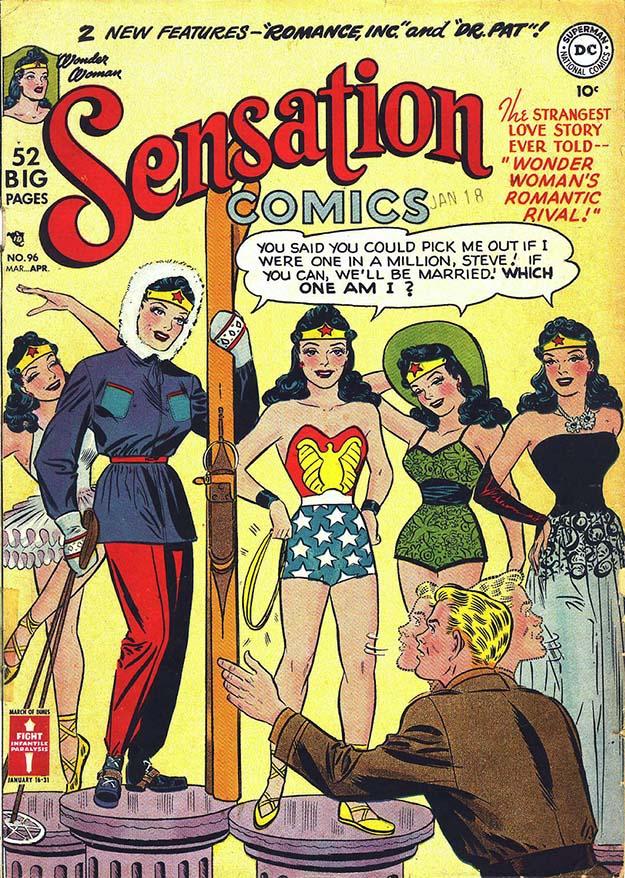 Sensation 96 cover