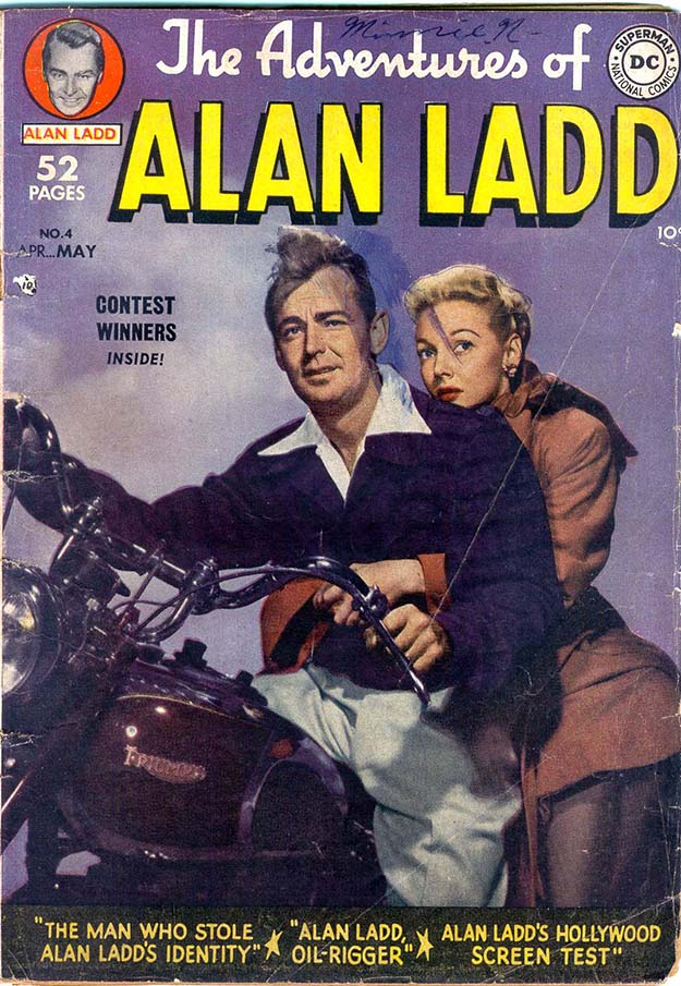 Alan Ladd 4 cover