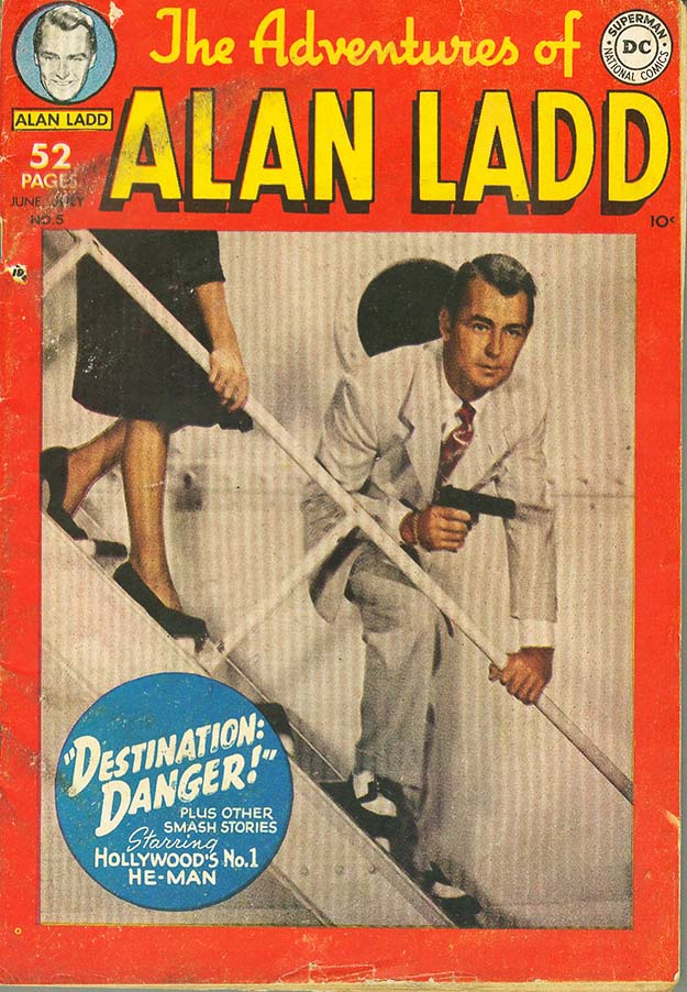 Alan Ladd 5 cover