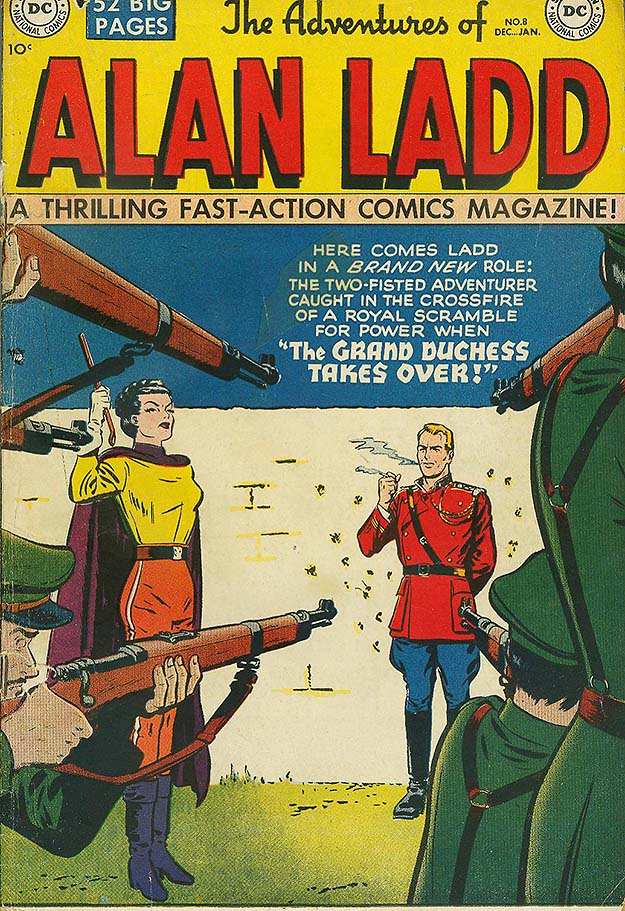 Alan Ladd 8 cover