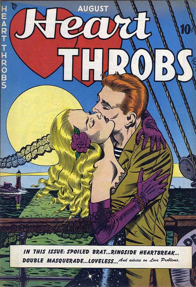 Heart Throbs 1 cover