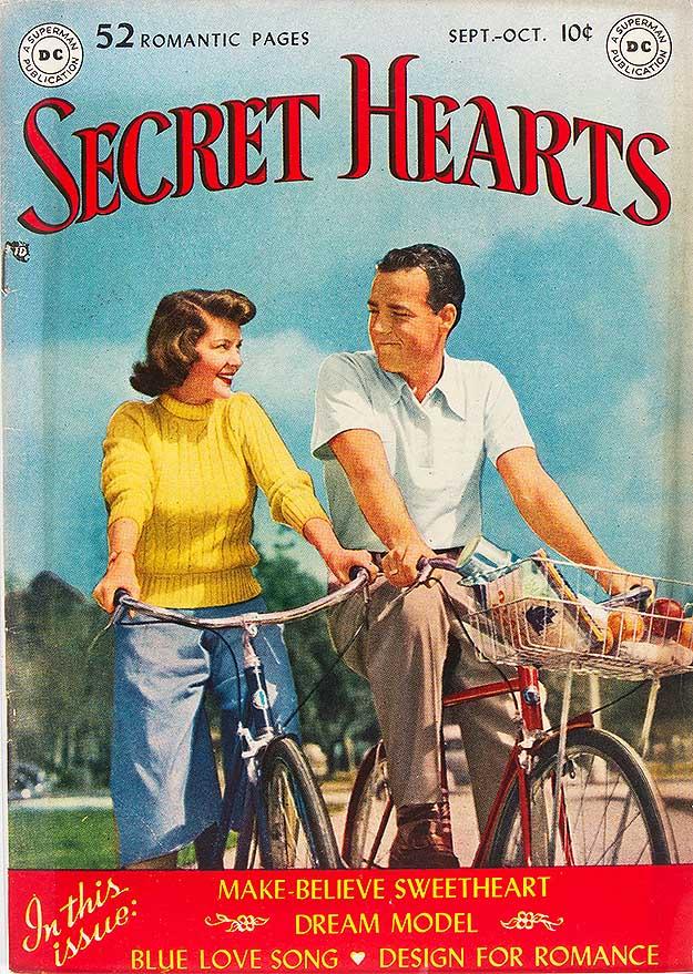 Secret Hearts 1 cover