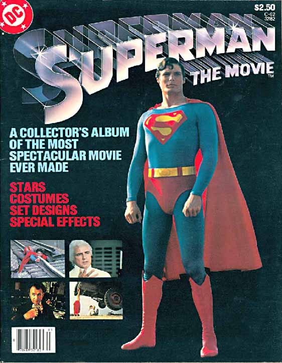 Superman Movie book
