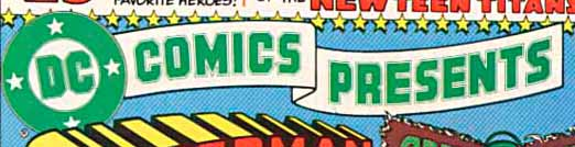 DC Comics Presents logo